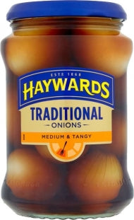 Haywards Traditional Onions Pickled 400g