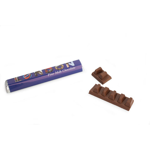 House of Dorchester Iconic London Milk Chocolate Bar (85g)