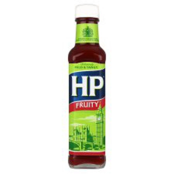 HP Fruity Sauce Bottle 255g