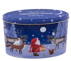 Gardiners Xmas Traditional Fudge Tin 300g