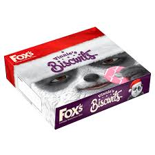 Foxs Vinnies Biscwits box 365G