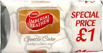 Imperial Leather Soap 3 x 100g