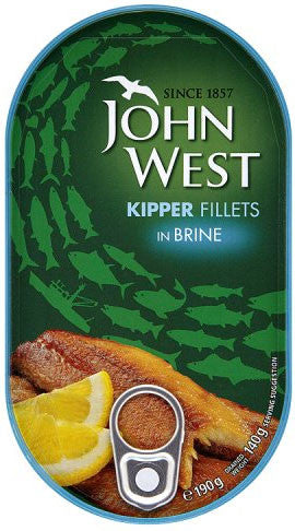 John West Kippers in Brine (190gr)