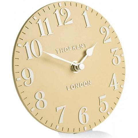 "Thomas Kent 6"" Arabic Wall Clock"