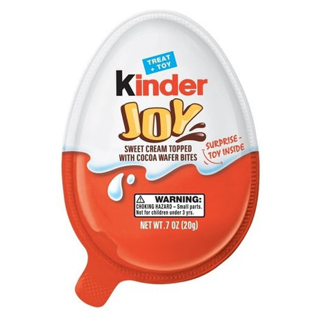 "Kinder Joy ""Treat and Toy"" 20g"