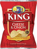 King Cheese & Onion