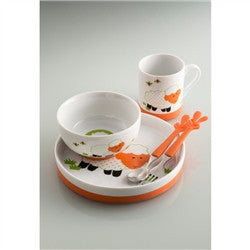 Aynsley Little Sheep Five Piece Set