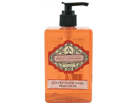Luxury Hand Wash Neroli & Bergamot