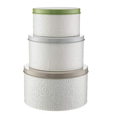 Mason Cash In The Forest Cake Tins