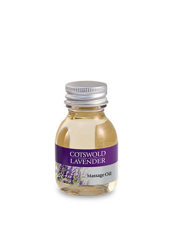 Cotswold Lavender Massage Oil