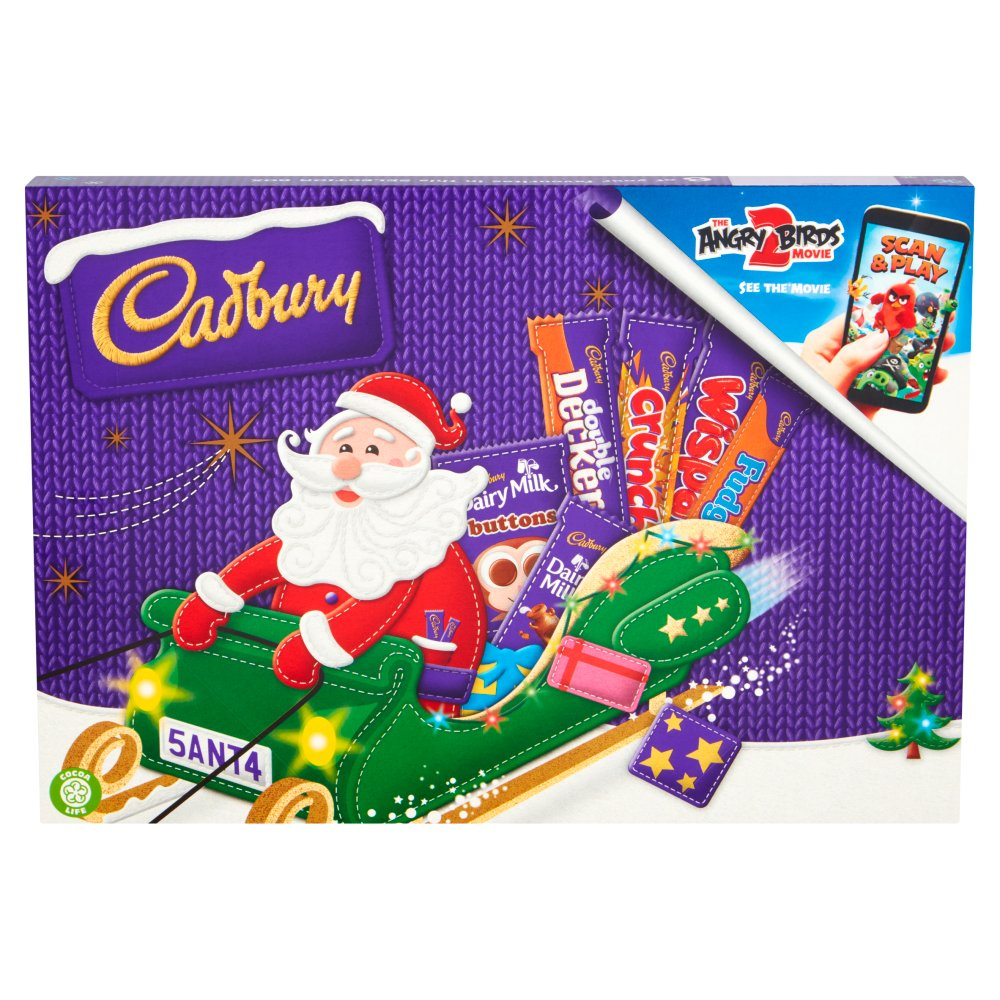 Cadbury Medium Selection Box 153g