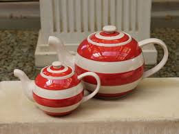 Teapot - Cornishware Betty Teapot