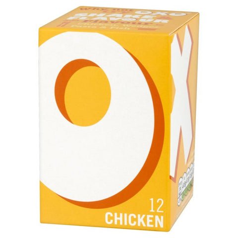 OXO Chicken Cubes 12pk