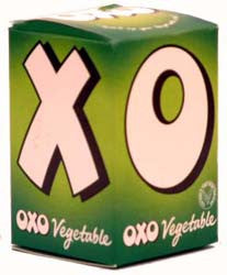 OXO Vegetable Cubes 12pk