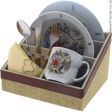 Peter rabbit Porcelain Breakfast Set