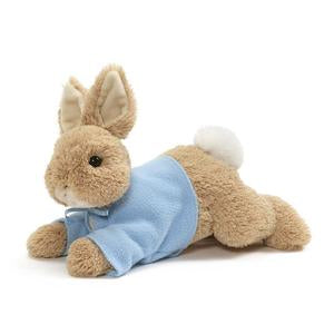 Peter Rabbit Laying Down Plush 12""