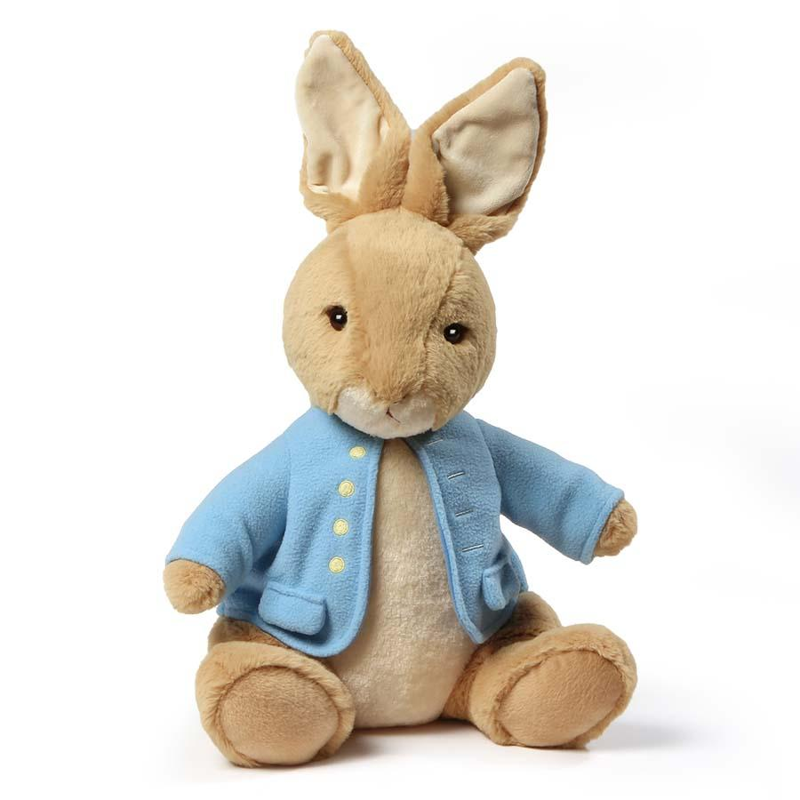 Classic Peter Rabbit Plush 13""