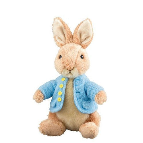 "Classic Peter Rabbit and Others 6"" Plush Assortment"
