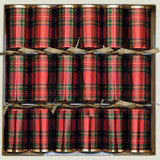 "Christmas Crackers ""Red Tartan"" 6 pk"