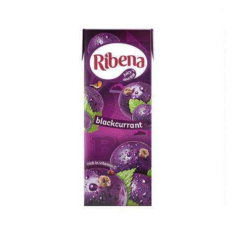 Ribena Carton Blackcurrant Drink 250ml