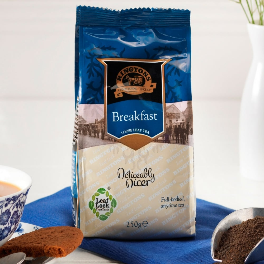 Ringtons Breakfast Tea Loose Leaf (250g)