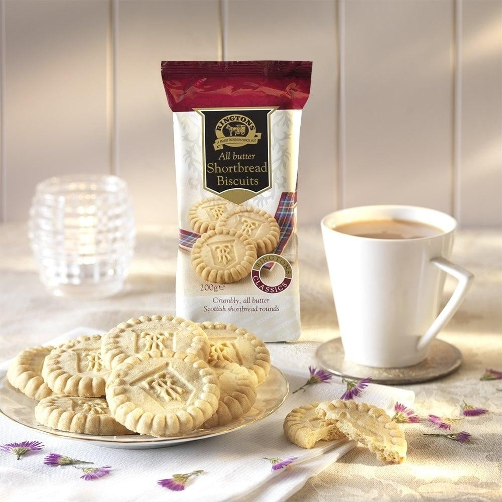 Ringtons All Butter Shortbread Biscuits