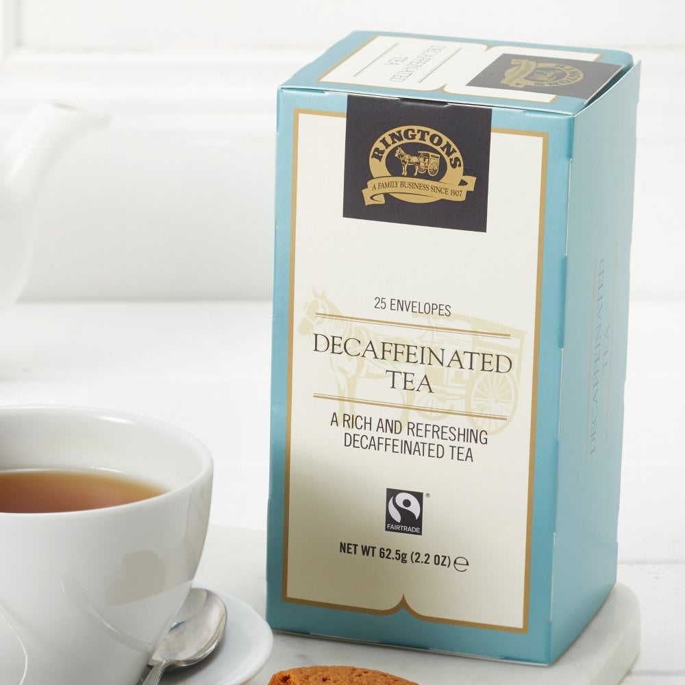 Ringtons Decaffeinated Tea (25 bags)