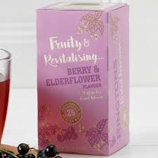 "Ringtons Tea Herbal Infusions ""Berry & Elderflower"" Flavour (25 bags)"