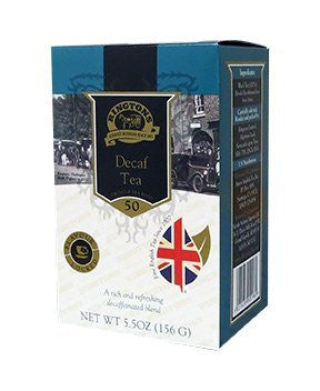 Ringtons decaf 50 bags