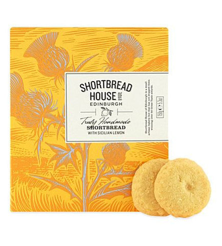ShortBread House - Sicilian Lemon Shortbread