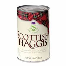 Scottish Haggis (Stahly Quality Foods) Tin 425g