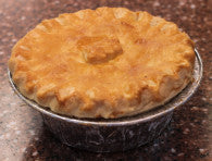 Steak & Ale Pie (by Pie Society) 9oz