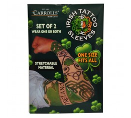 Irish Tattoo Sleeve (set of 2)