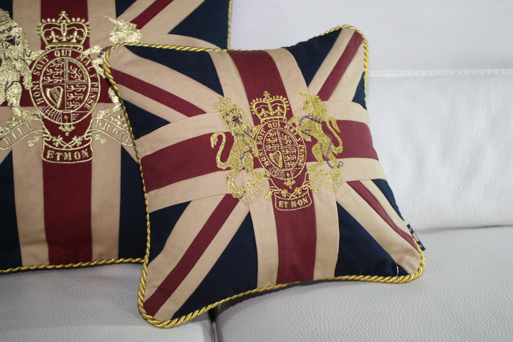 Union Jack Cushion (small)
