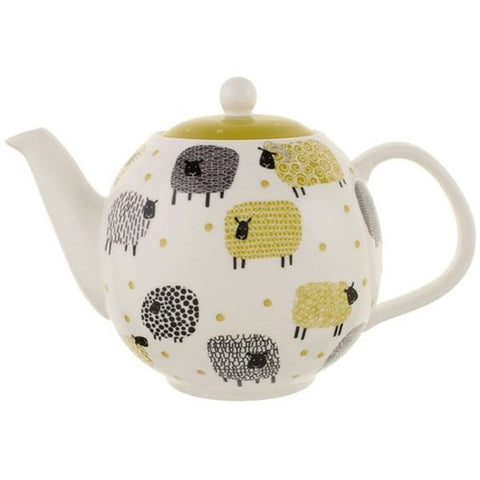 Ulster Weavers Dotty Sheep Teapot