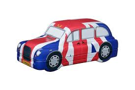 Union Jack London Taxi & 40 Tea Bags 125g