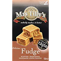 Mrs Tilly's Homestyle Fudge 150g