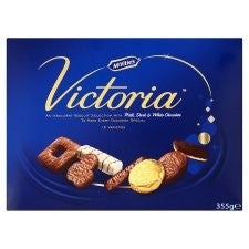 BISCUITS MCVITIES VICTORIA CARTON 300g