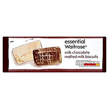 Milk Chocolate Malted Milk Biscuits 250g