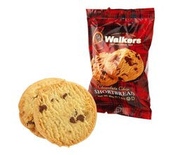 Walkers Chocolate Chip Shortbread (40g)