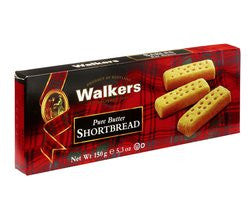 Walkers Pure Butter Shortbread (150g)