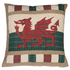 welsh cushion 18x18