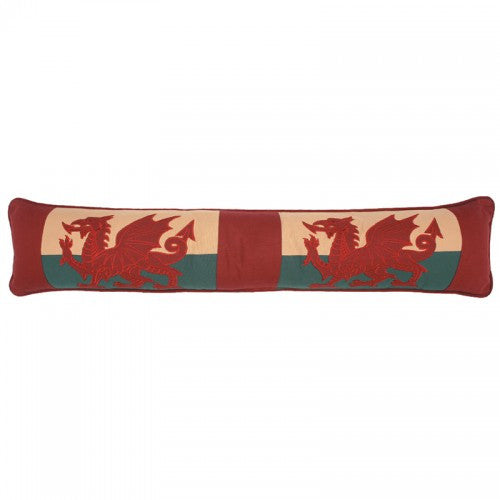 Woven Magic Welsh Draft Excluder