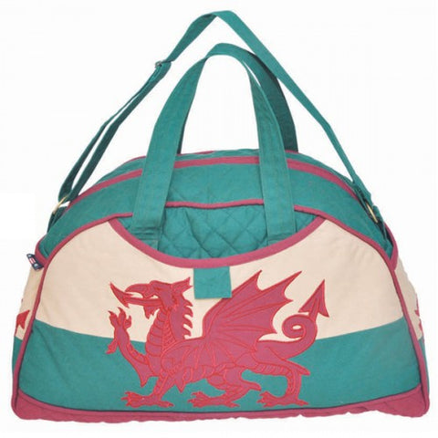 Woven Magic Welsh Overnight Bag