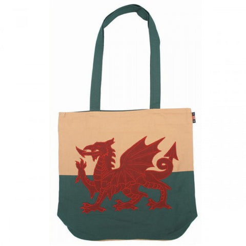 Woven Magic Welsh Tote Bag