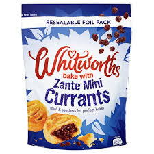 Whitworths Currants 350g