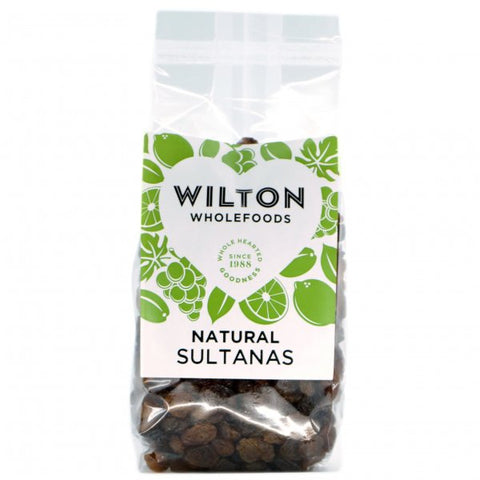 Wilton Natural Sultanas 375g