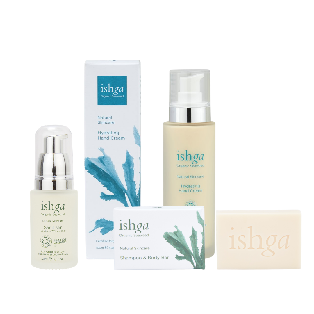 Hydrating Hand & Hair Set