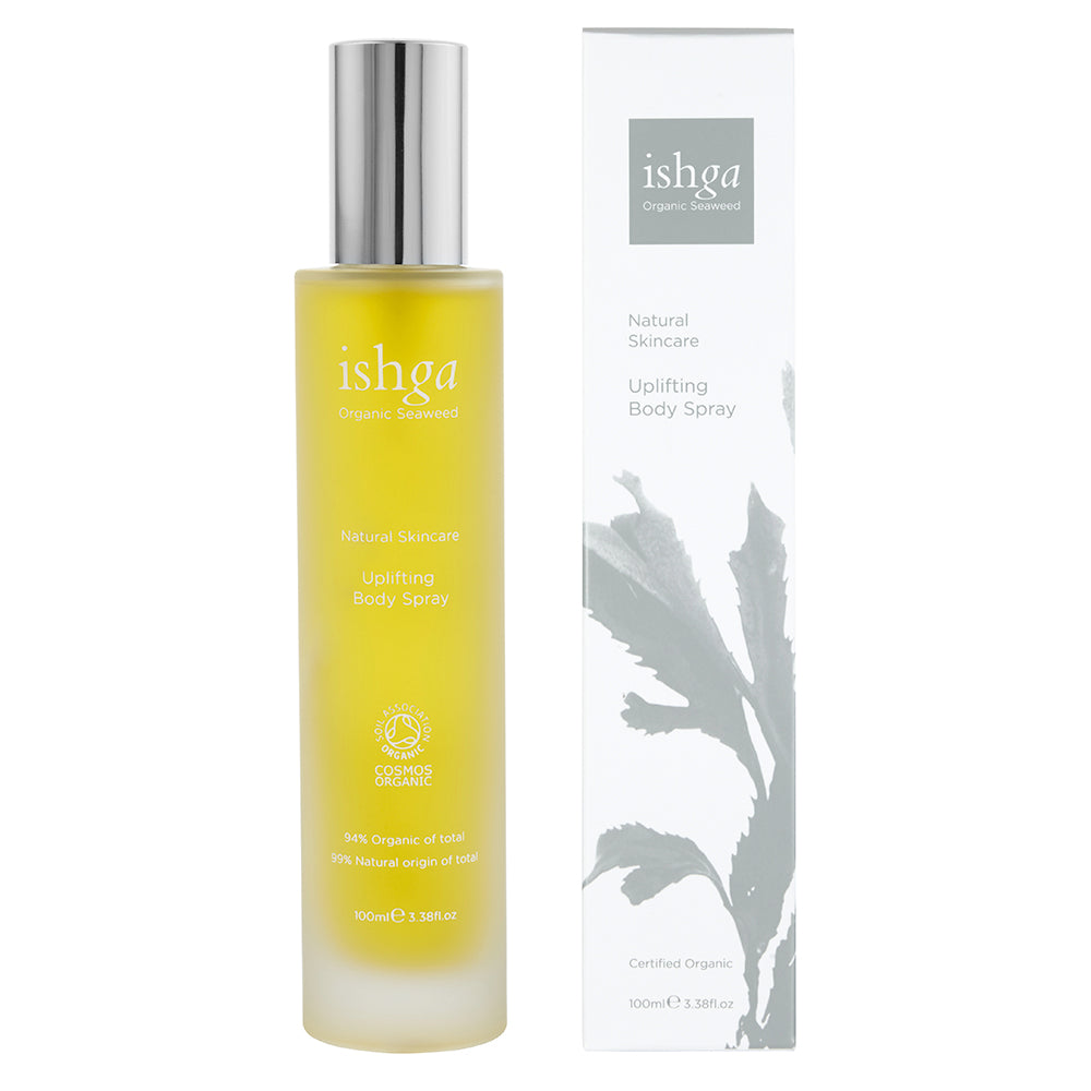 ishga Uplifting Organic Body Spray