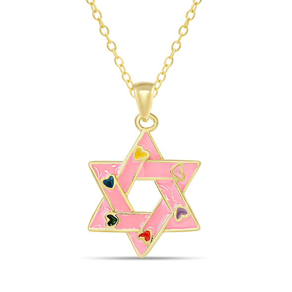Star of David Pendant